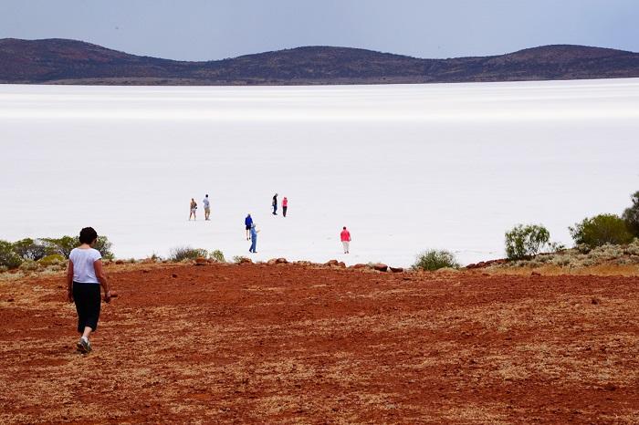 دریاچه گایردنر (Gairdner) در کشور استرالیا