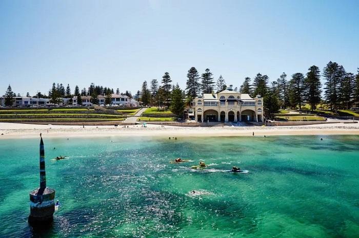 پرت و ساحل غربی (Perth) در کشور استرالیا