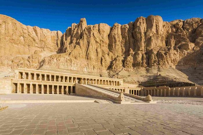 دره پادشاهان (Valley of the Kings) در کشور مصر