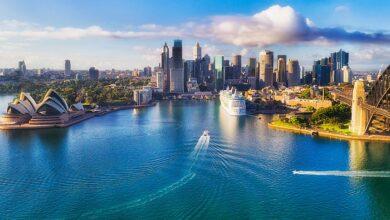 جاذبه های گردشگری کشور استرالیا