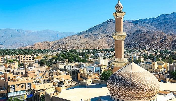 شهر نزوا (Nizwa) در کشور عمان