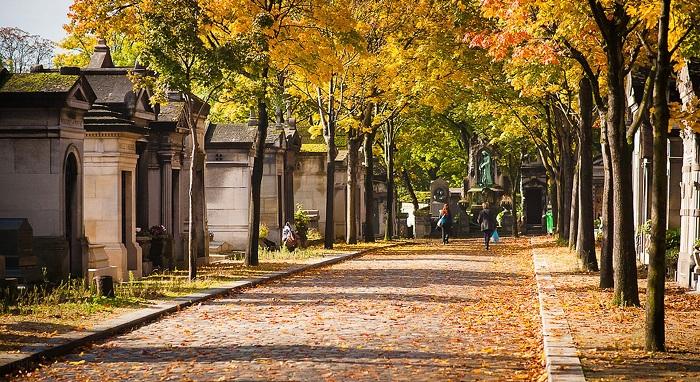 قبرستان Père Lachaise
