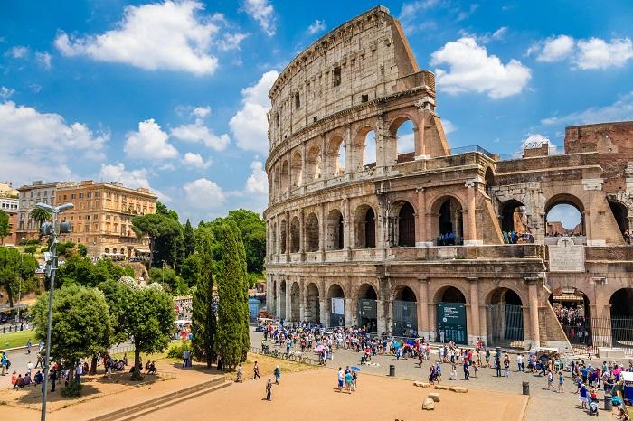 کولوسئوم (Colosseum) رم