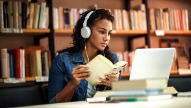 چگونه هنگام درس خواندن به چیزی فکر نکنیم؟
