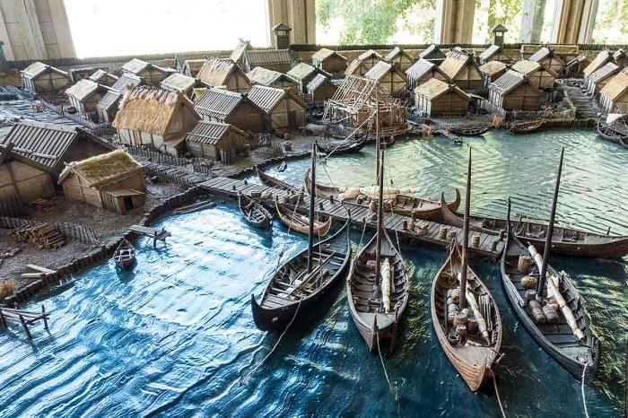 موزه وایکینگ (Viking Museum)