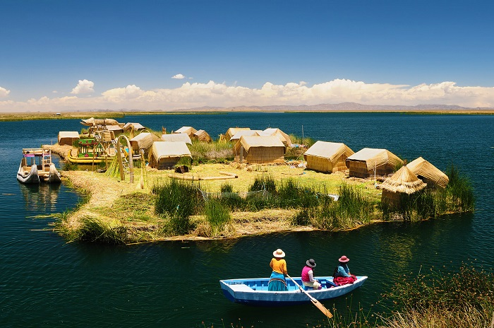 دریاچه تیتیکاکا (Titicaca)