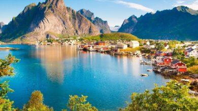 مکانهای دیدنی کشور نروژ