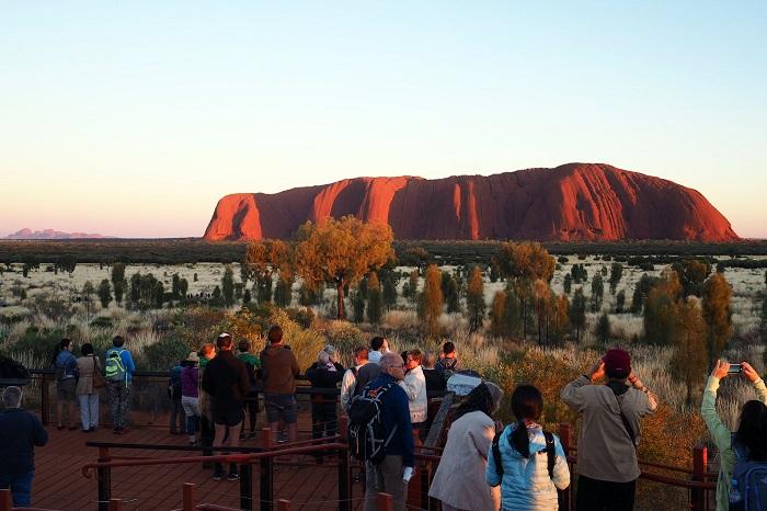 آیرس راک در کشور استرالیا