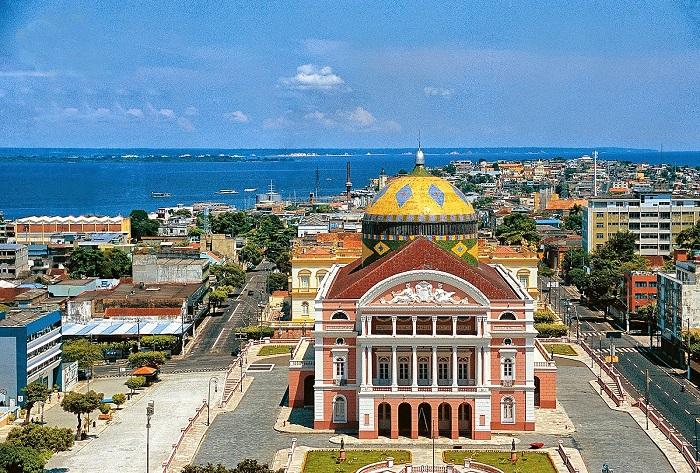 آمازون تئاتر (Amazon Theater) در کشور برزیل
