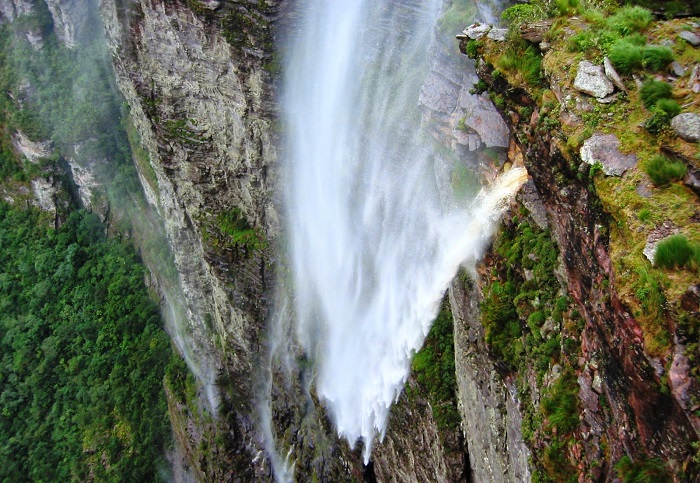 آبشار فوماچا (Fumaça)