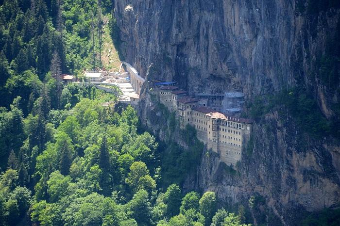 صومعه سوملا (Sumela) در کشور ترکیه