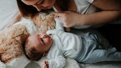 افزایش چربی شیر مادر