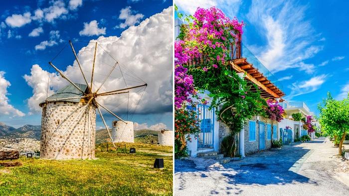 دهکده بدروم (Bodrum) در کشور ترکیه