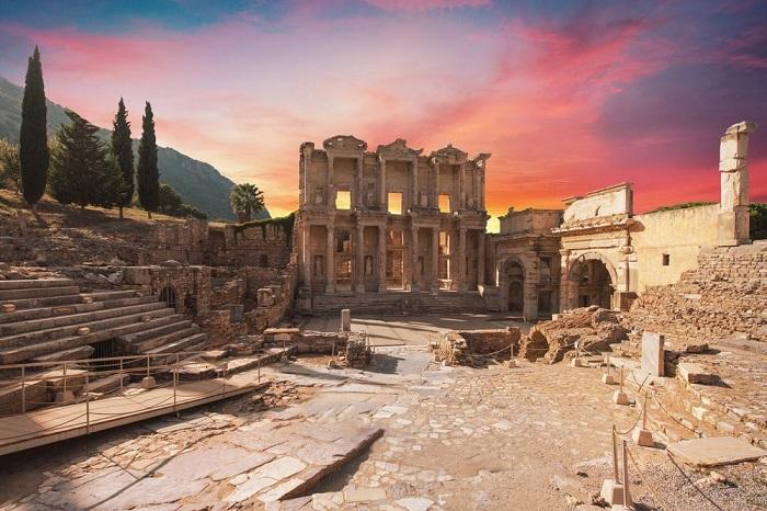 شهر افسس (Ephesus) در کشور ترکیه