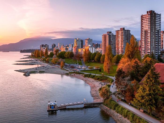 شهر ونکوور (Vancouver) در کشور کانادا