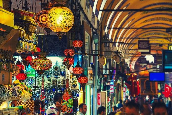 بازار بزرگ (Grand Bazaar)