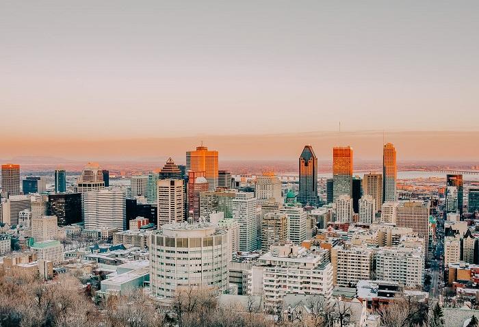 شهر مونترآل (Montreal) در کشور کانادا
