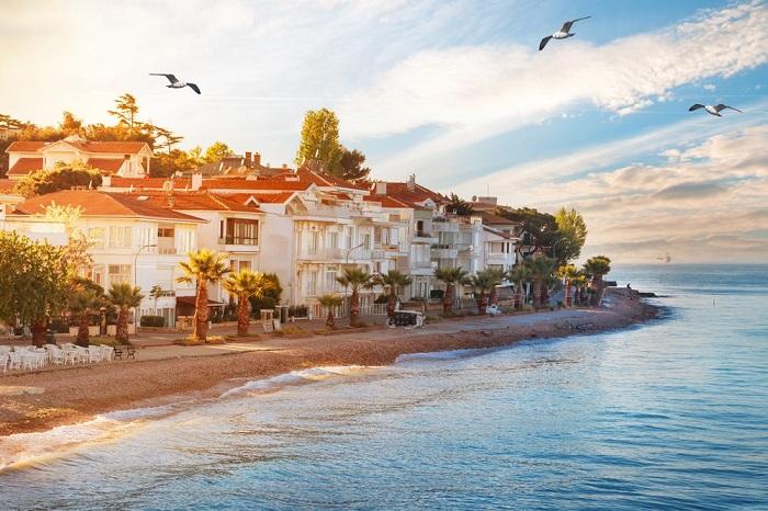 جزیره پرنس (Princes' Island) در کشور ترکیه
