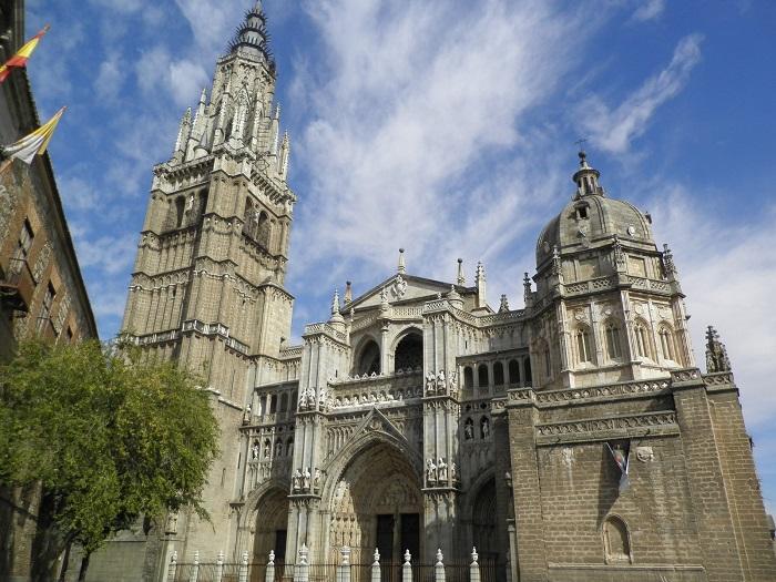 کلیسای جامع تولدو در کشور اسپانیا