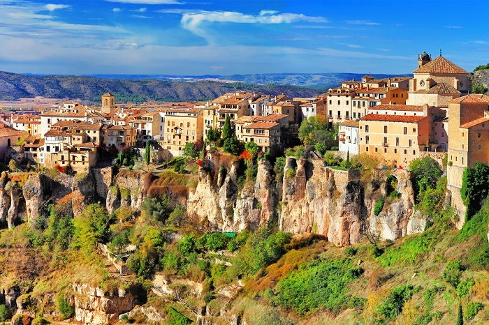 شهر کوئنکا (Cuenca) در کشور اسپانیا