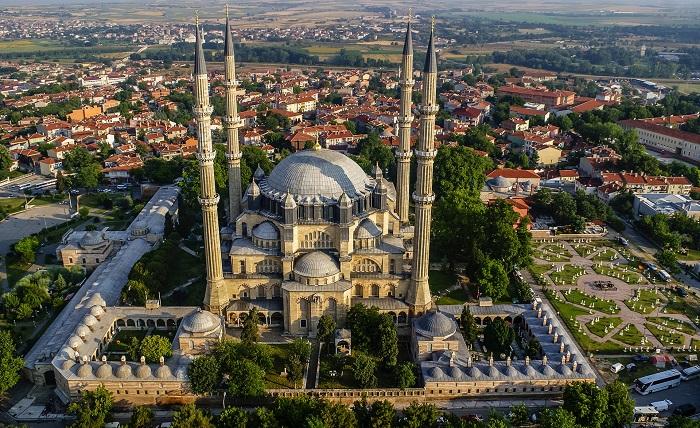 مسجد سلیمیه (Selimiye) در کشور ترکیه