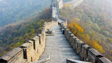 شگفتی های دیوار چین