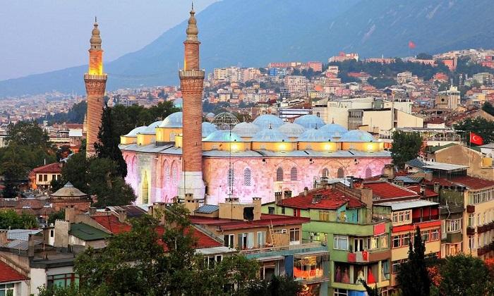 شهر بورسا (Bursa) در کشور ترکیه