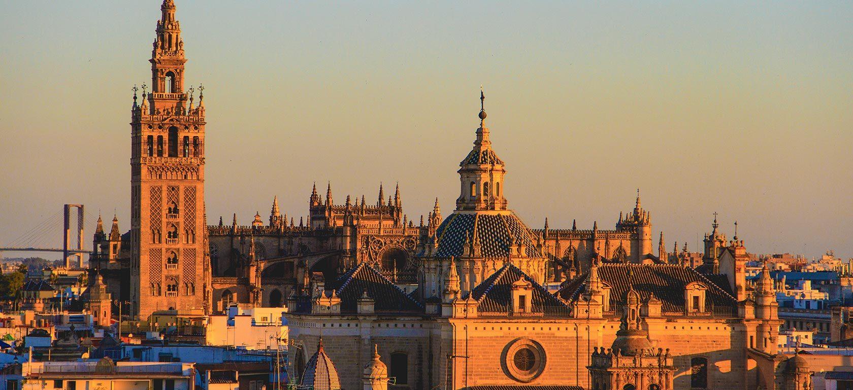 کلیسای جامع سویل (Catedral de Sevilla) در کشور اسپانیا