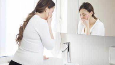 کاهش حالت تهوع در بارداری