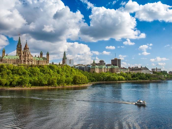 شهر اتاوا (Ottawa) در کشور کانادا