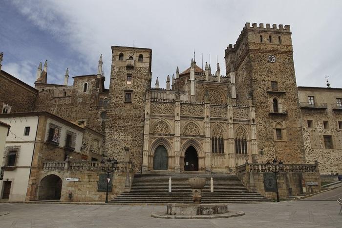 صومعه گوادالوپه (Guadalupe) در کشور اسپانیا