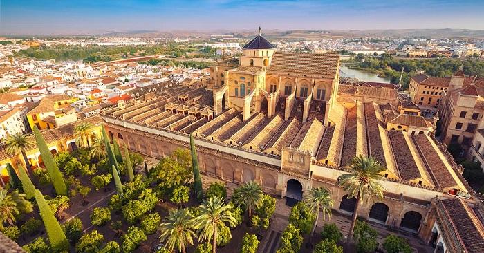 مسجد-کلیسای جامع قرطبه (Mosque of Córdoba) در کشور اسپانیا
