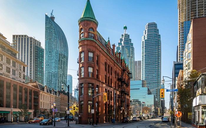 شهر تورنتو (Toronto) در کشور کانادا