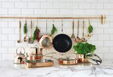 آموزش شستن ظروف مسی