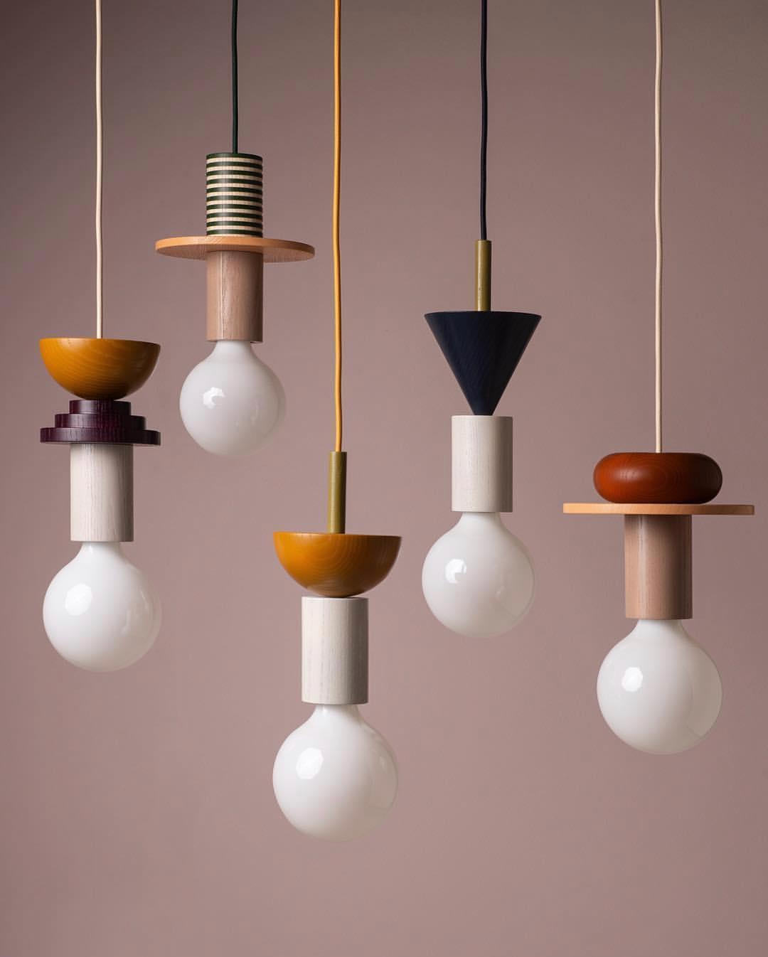 دکوراسیون لامپ های روشنایی