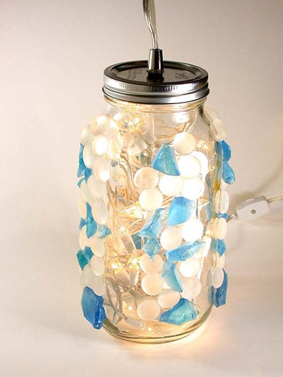 ایده استفاده از شیشه های مربا