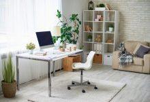 دکوراسیون دفتر کار خانگی