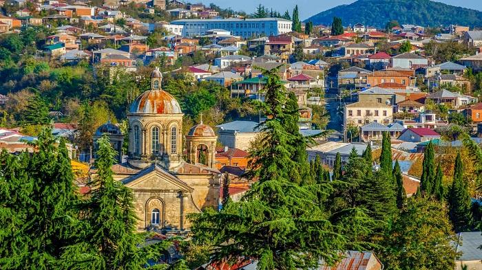 شهر کوتایسی (Kutaisi)