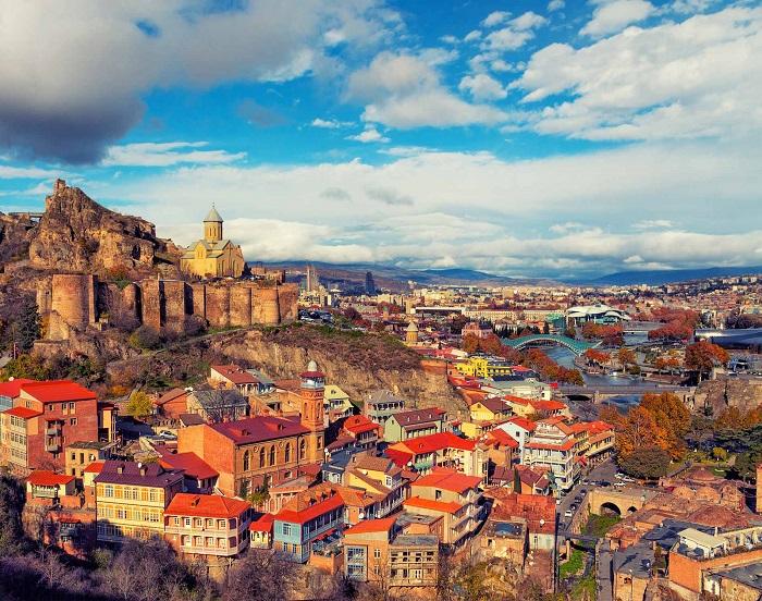 تفلیس (Tbilisi)