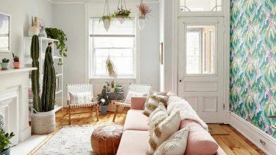 دکوراسیون منزل به سبک بوهو
