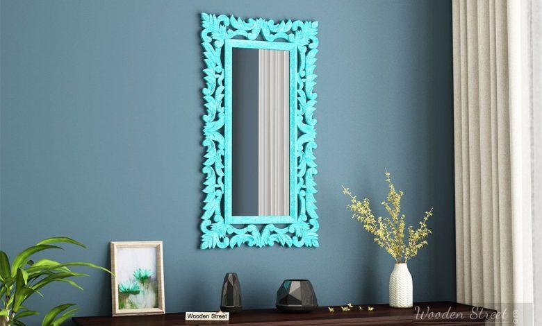 ایده آینه دیواری