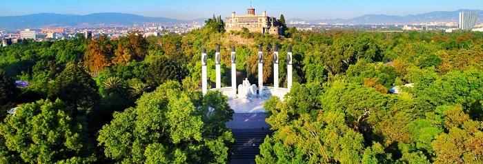 قلعه Chapultepec