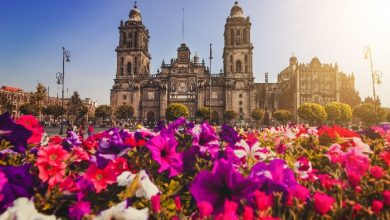 جاذبه های گردشگری مکزیک