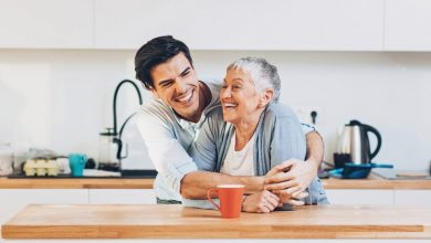 درمان وابستگی شوهر به مادرش