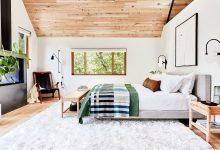 ایده برای سقف چوبی