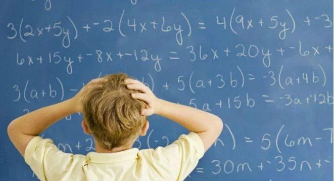 از کجا بفهمم ریاضی فرزندم ضعیف است