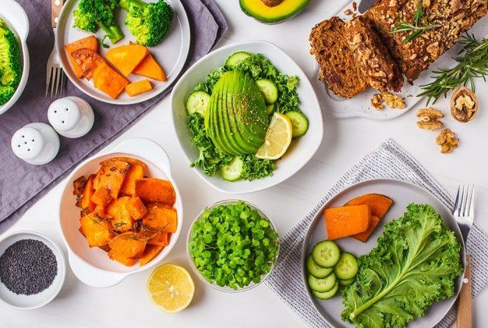 رژیم غذایی سنتی