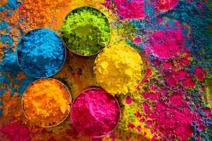 تاثیر رنگ ها بر روح و روان انسان