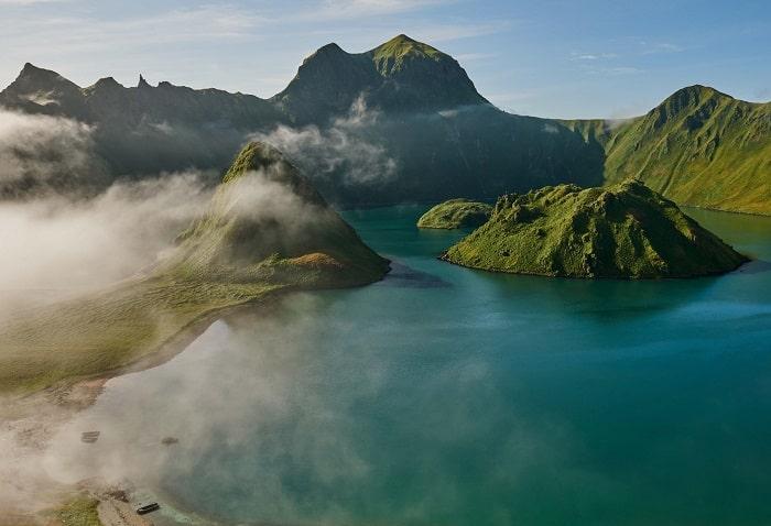 شبه جزیره کامچاتکا