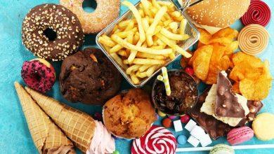 غذاهای سمی برای بدن